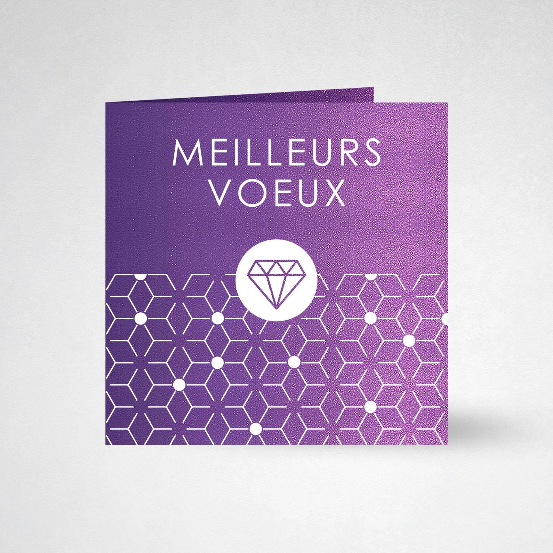 Carte de voeux - Imprimeur Paris 11